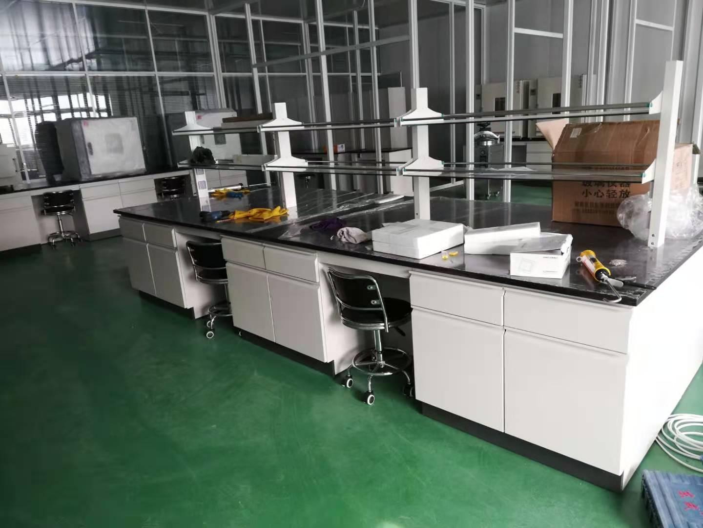 潍坊食品厂全钢台柜项目
